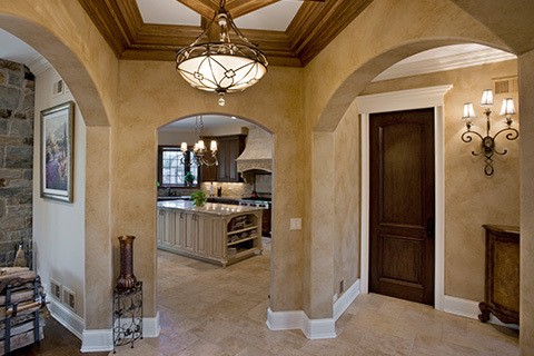 Custom Interior Wood Doors