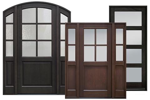 FRONT DOORS ALWAYS In-STOCK & Solid Wood Entry Doors Modern Front Doors Modern Interior Doors ...