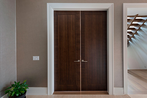 Modern Interior Custom Doors