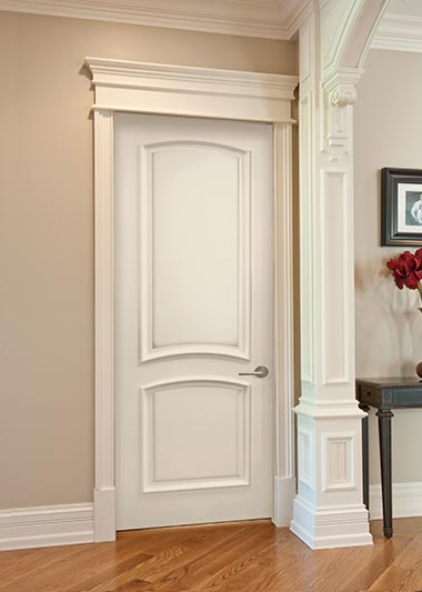 Paint Grade MDF Solid Interior Doors