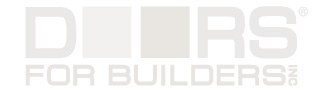 Doors For Builders Logo