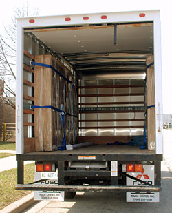 our truck will not back into the lot; ... & Wood Entry Doors from Doors for Builders Inc. | Solid Wood Entry ...