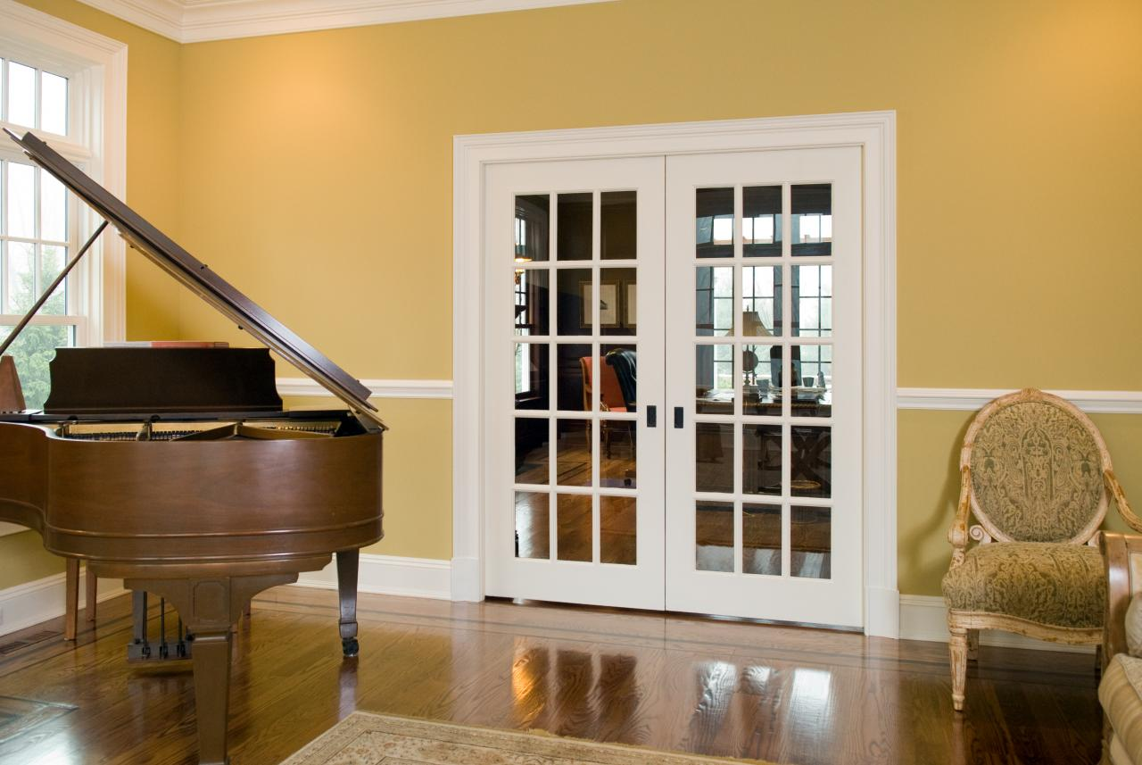Paint grade mdf interior doors trustile custom doors by for 1500 french doors