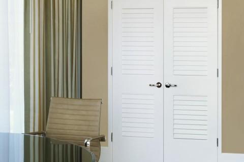 Louver MDF Interior Door