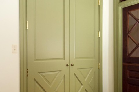 MDF Interior Door   Panel Lite Series