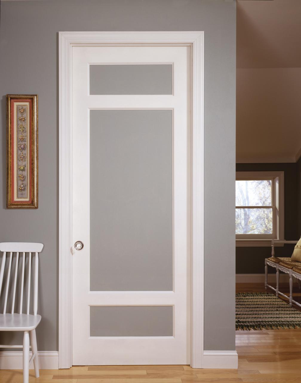 Ordinaire Farm House MDF Interior Door   Standard Panel