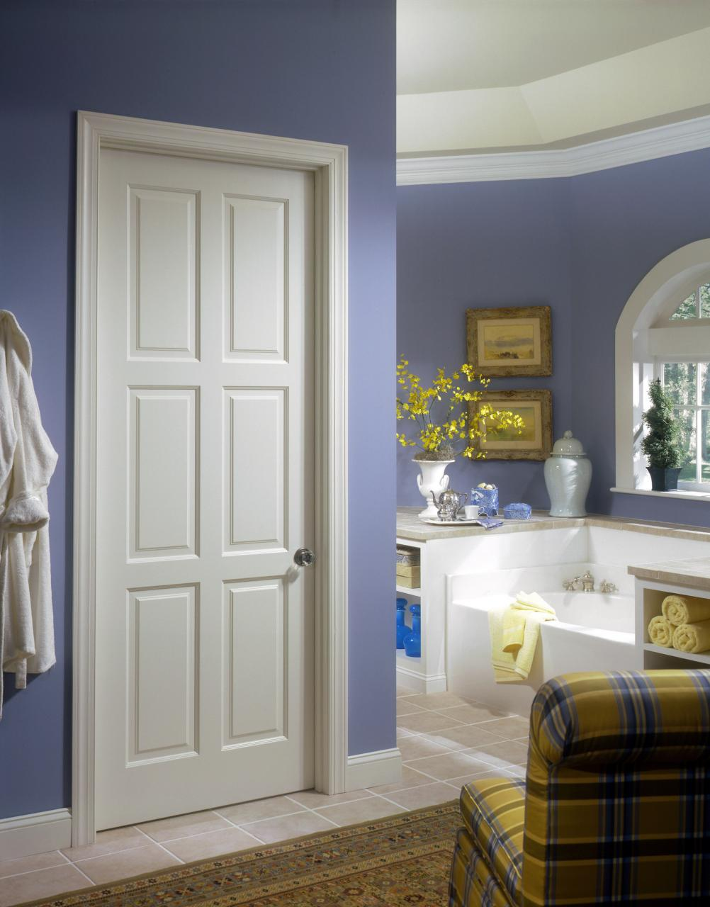 Doors Design: PAINT GRADE MDF INTERIOR DOORS TruStile