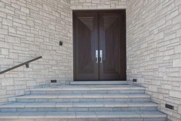 Contemporary Frint Door