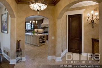 Custom Solid Wood Interior Doors