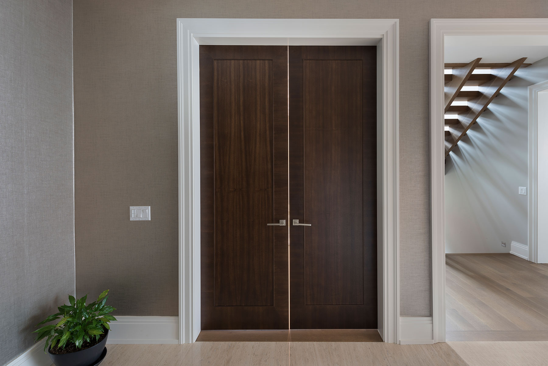 Custom Modern Interior Doors Custom Wood Doors Doors For