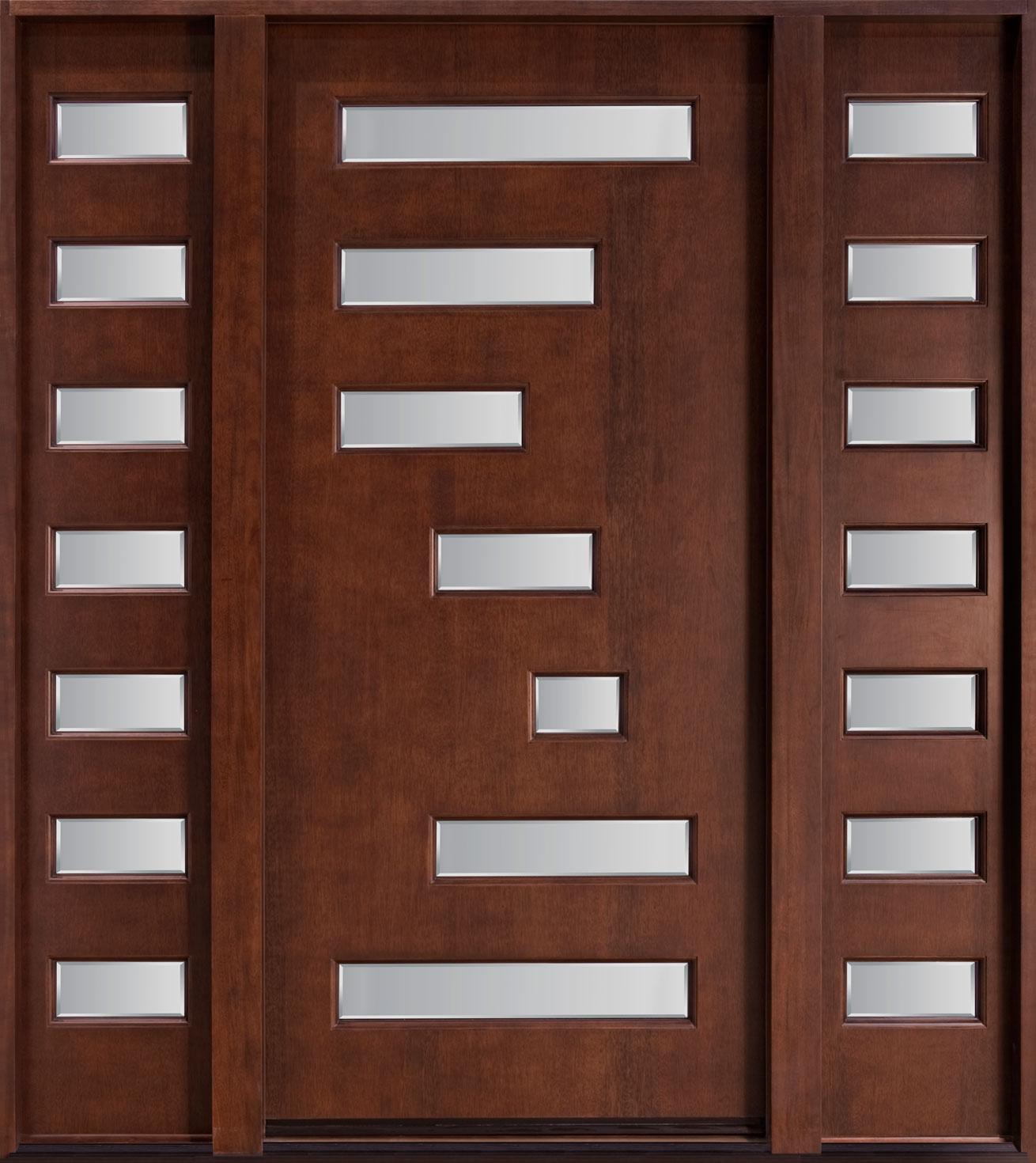 Custom Wood Doors Doors For Builders Solid Wood Entry Doors